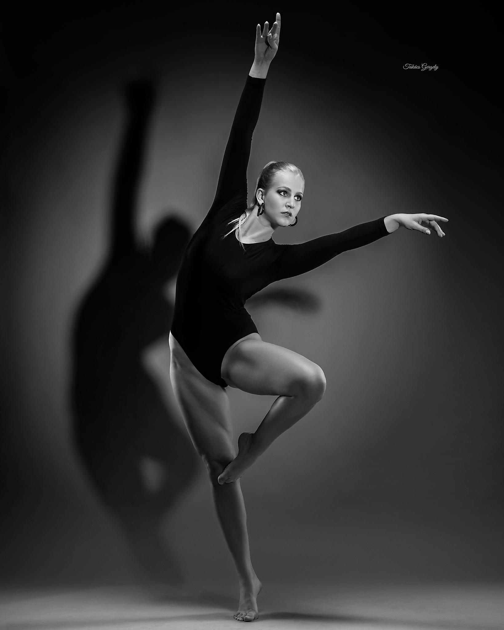 portré, portréfotó, tánc , studió, studiófotó, táncfotó